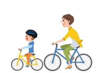 子供を笑顔に!絆を深めるサイクリングの仕方