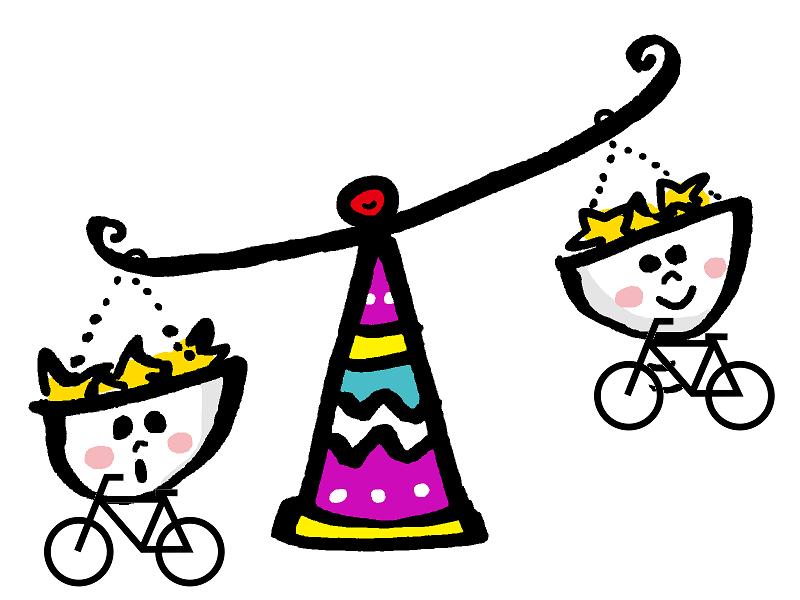 子供には軽い自転車がおすすめ!メリットがたくさん