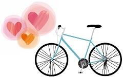 クロスバイクの魅力